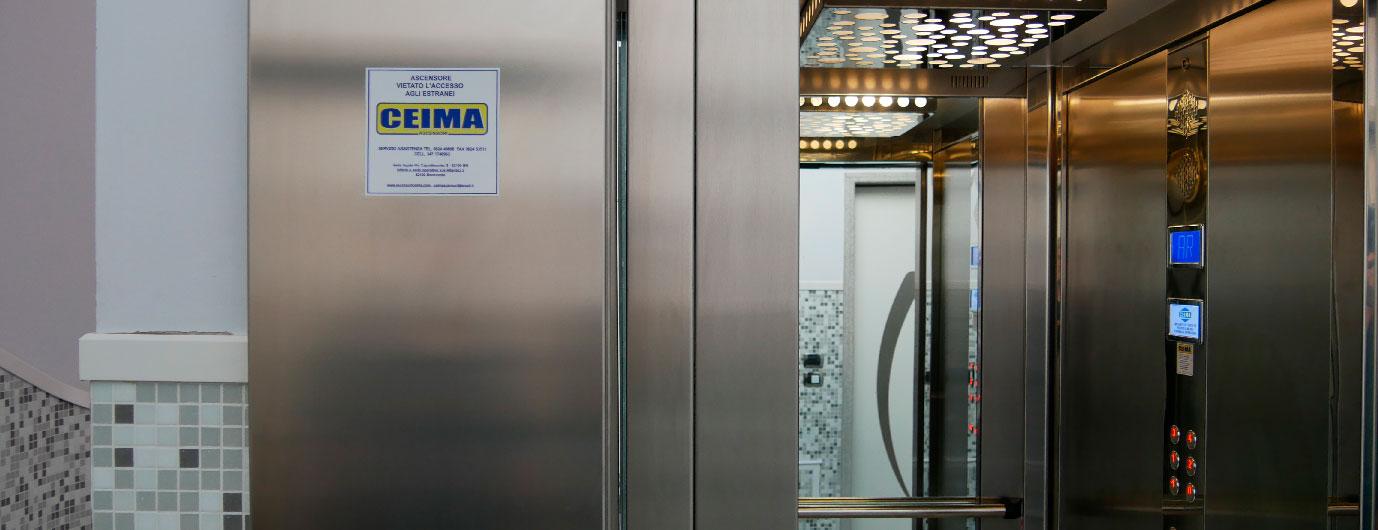 ceima ascensori benevento